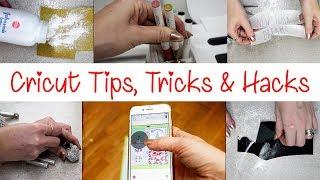 40+ Essential Cricut Tips, Tricks and Hacks