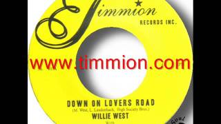 Willie West   Down On Lovers Road