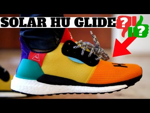 Worth Buying? adidas Solar Hu Glide Multi-Color Review