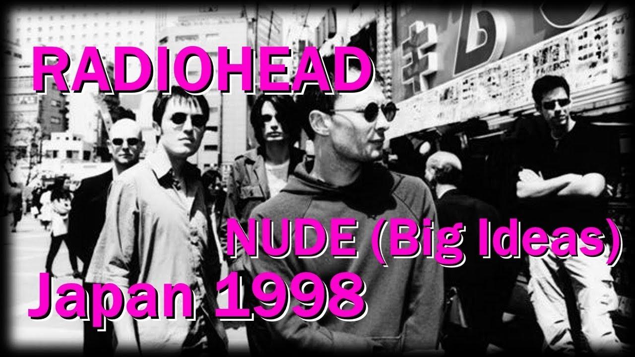 Necessary phrase... Big ideas nude radiohead think