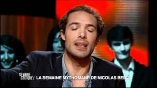 La semaine mythomane de Nicolas Bedos #13