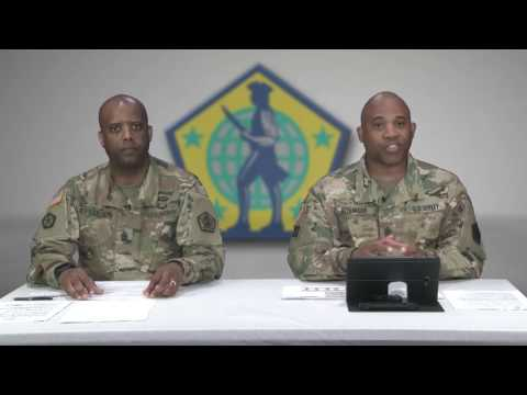 HRC Live ENLISTED Facebook Town Hall 7 March 2017