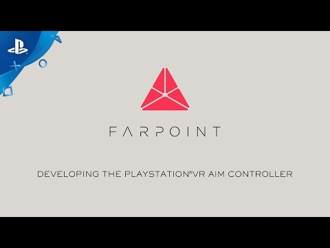 Farpoint - Developing The PlayStation VR Aim Controller | PS VR