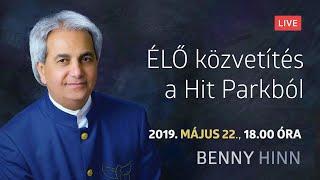 Benny Hinn: Ahol az Úr Szelleme, ott a szabadság