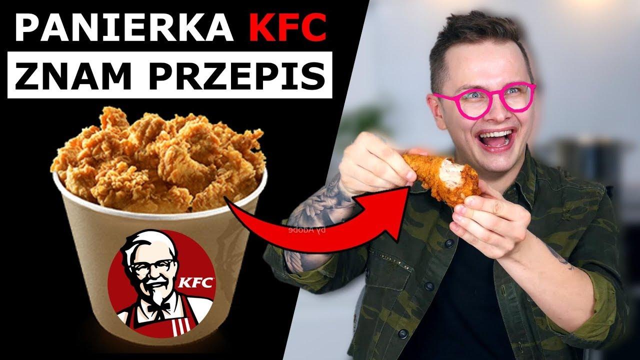 TAJNA PANIERKA Z KFC - WYCIEKŁ NAJWIĘKSZY SEKRET FIRMY!