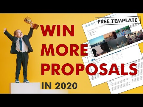 Creating Video Production Proposals - When & How to Send Them?! Free Template Package & Pricing Tips
