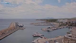 Preview of stream L'Ametlla de Mar - Port pesquer en directe