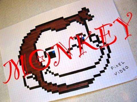 Как нарисовать обезьяну поэтапно карандашом: схемы, фото