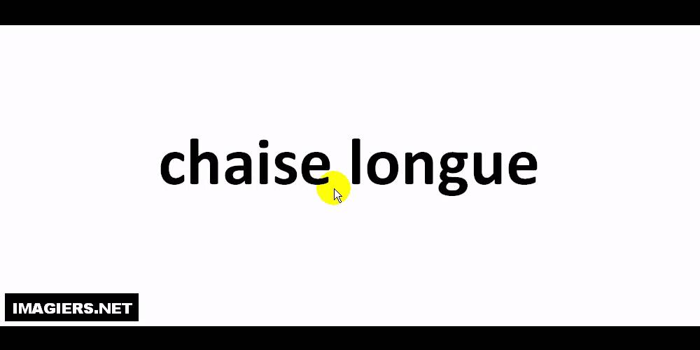 French PronunciationChaise Longue French Longue French PronunciationChaise zMSpVqU