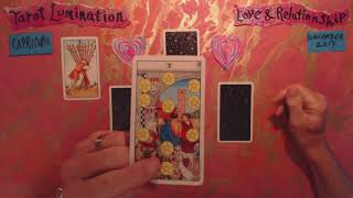 Download CAPRICORN / DECEMBER 2017 - Love & Relationship ~ Tarot Lumination MP3 song and Music Video