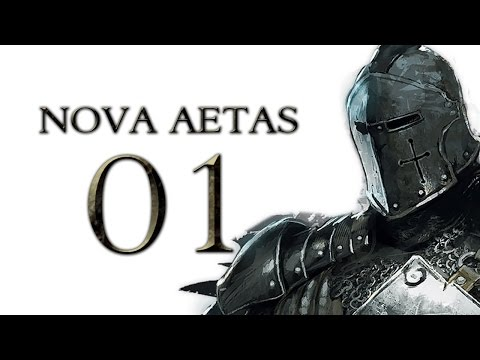 Nova Aetas 4.0 - Part 1 (IT BEGINS - Warband Mod Let's Play Gameplay)