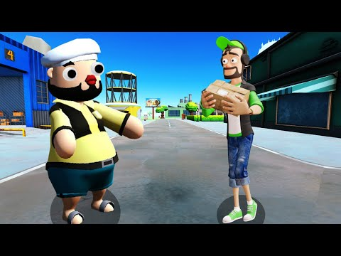 I Broke EVERYONES Packages?! (Totally Reliable Delivery Service Gameplay) |