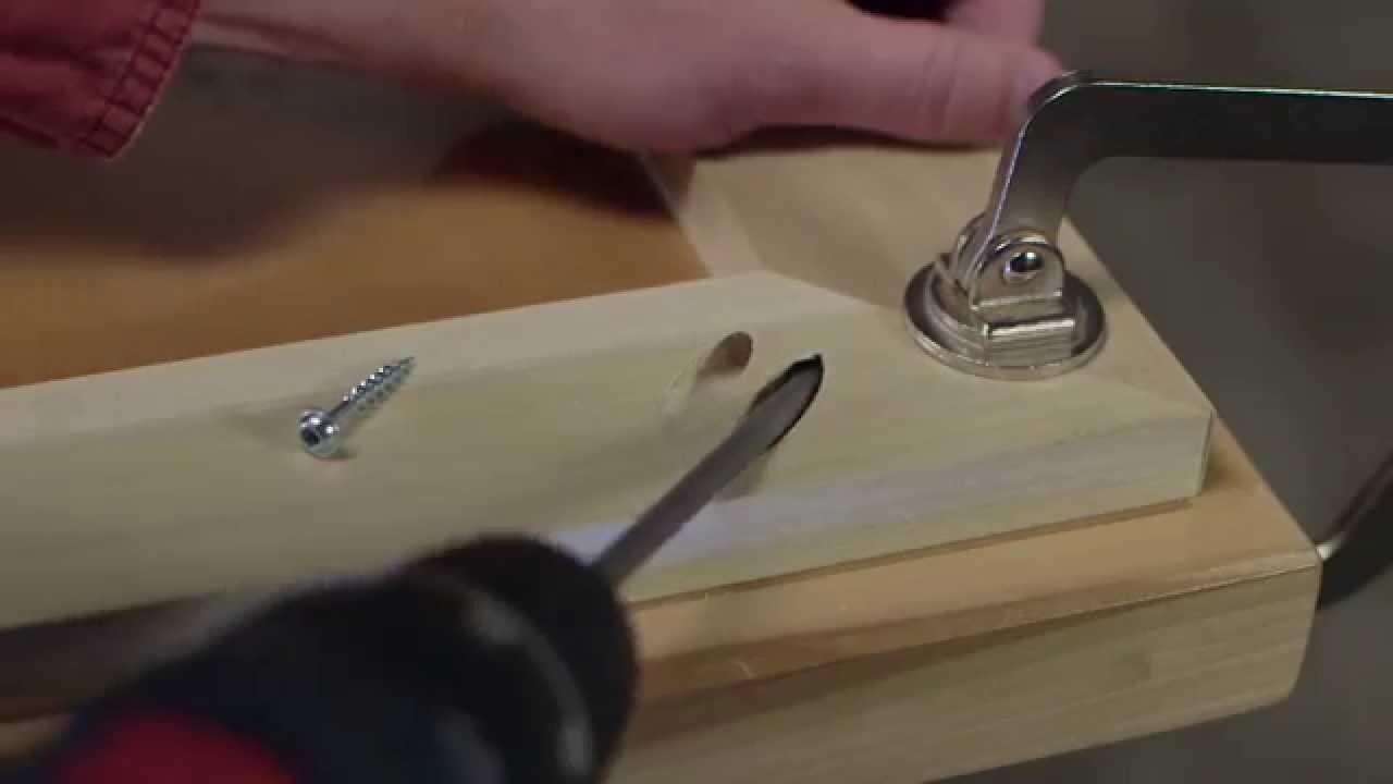Quick Tip: Easily Assemble Mitered Joints with Your Kreg Jig® - YouTube