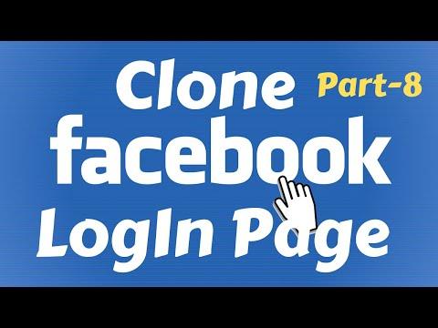 Web Design Beginner Tutorial 2019 Bangla Part 57 Facebook Sign Up Page Design Part 8 thumbnail
