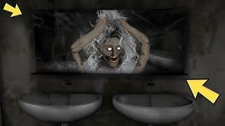 Granny vs Aliashraf funny animation part 53 : Ice Scream, Mr Meat, Minecraft, Baldi