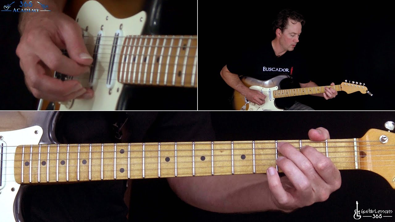 Metallica The Unforgiven Ii Guitar Lesson Full Songno B Bender