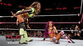 Sasha Banks shows no sympathy for Alicia Fox: WWE TLC 2017
