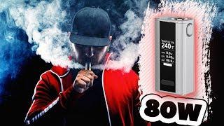 стартовый набор электронных сигарет. Новый Joyetech Cuboid Mini