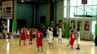 SANY0017 第六屆亞洲中學生男子籃球錦標賽-香港對馬來西亞