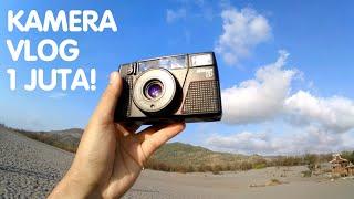 Kamera Vlog 1Juta Video 4K !! Hasil Bening - Eken Alfawise V50 Pro 4K