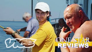 Abandoned by the Captain of Yelp's Worst-Rated Fishing Voyage | One Star Reviews
