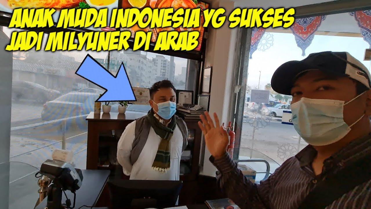 INI DIA !! SOSOK ANAK MUDA YG SUKSES JADI MILYUNER DI ARAB