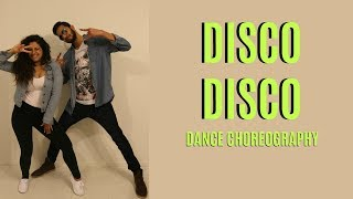 Disco Disco | Dance Choreography | A Gentleman | Misha Be The Dance | Sandeep Raj Films | Praveen