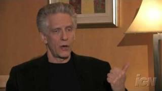 David Cronenberg Interview (Part 1)