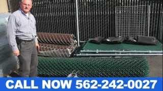 Security & Privacy Fencing Supply Company Orange County Ca (562) 242-0027