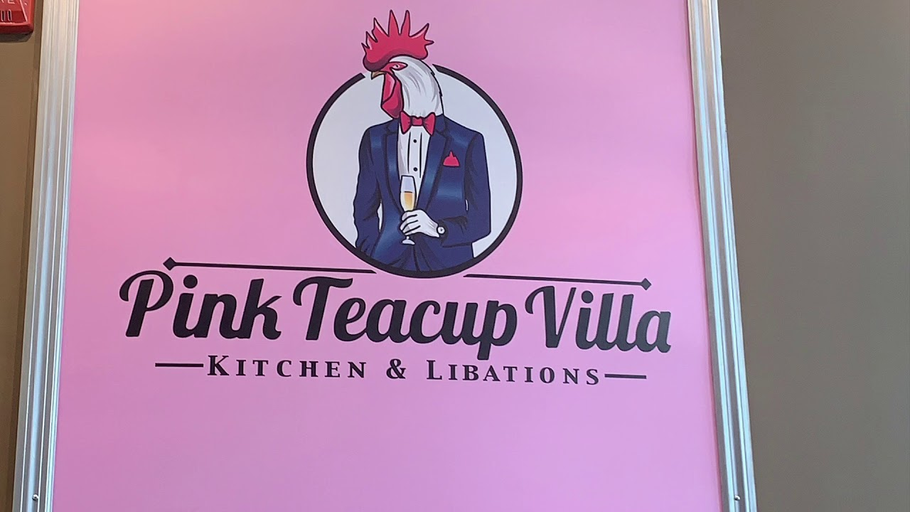 Pink Teacup Villa Miami Beach Site Of Tv Show Hustle Soul Youtube