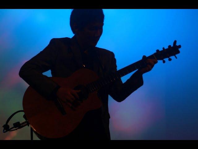 盧家宏吉他演奏  柯南+灌籃高手+刻在我心底的名字 ( 台北西松高中 + 開南中學 )