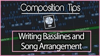 Song Arrangement and Writing Basslines