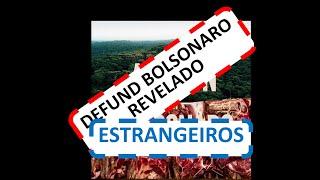 #Defund Bolsonaro revelado! Parte II - os estrangeiros