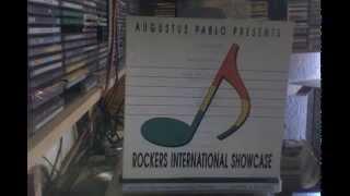 Yami Bolo & Ruffy & Tuffy : Door Peep CD- Augustos Pablo Rockers International Showcase
