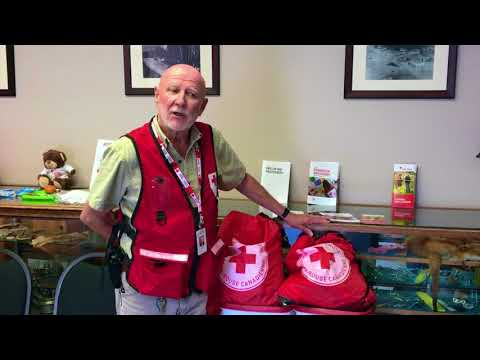 B.C. fires: Local volunteer Bob Rankin shares his experience