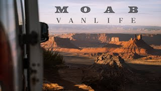 MOAB UTAH | Iṡ This The Best Place For VAN LIFE!