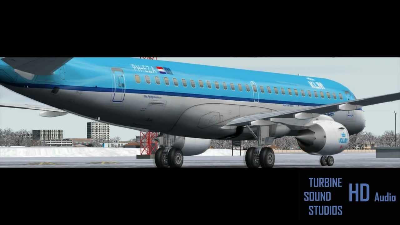 TSS Embraer 190 CF-34 Sound FS2004