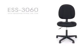 OFM Essentials Swivel Upholstered Task Chair Model ESS-3060