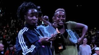 NIKI& MARTHA NEW STYLE WINNERS OF JUSTE DEBOUT 2010