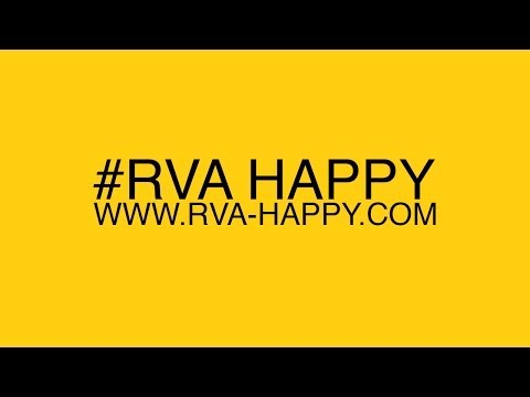 Pharrell Williams -- Official RVA Happy Video (We Are From Richmond, Virginia)