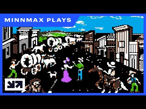 MinnMax Plays The Oregon Trail For Charity