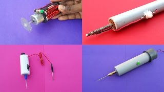 4 Useful DIY Tools you can Make at Home