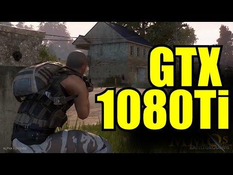 PlayerUnknown's Battlegrounds GTX 1080 Ti OC | 1440p & 1080p | FRAME-RATE TEST