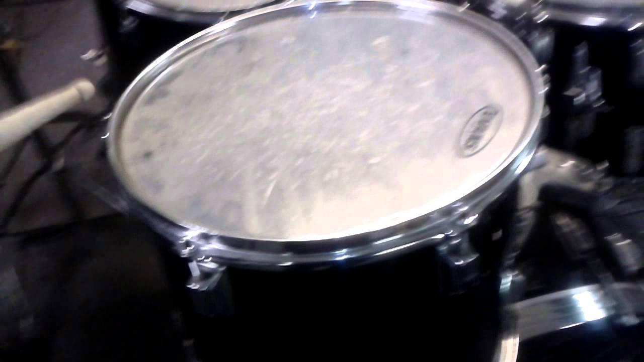 how to make a tom drum sound ableton