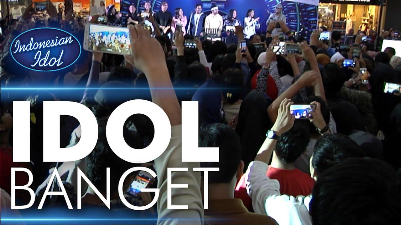 Hebohnya Idol Lovers bertemu dengan Finalis Idol - Eps 1 (Part 2) - Idol Banget #1