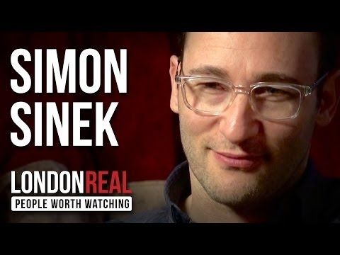 Simon Sinek - Start With Why - PART 1/2 | London Real