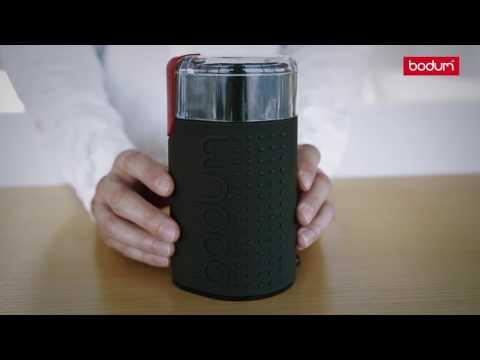 BODUM BISTRO 鋁製電動咖啡磨 相關視頻