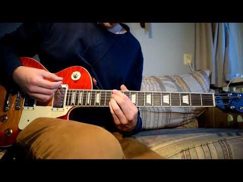 King Krule - La Lune Guitar Cover