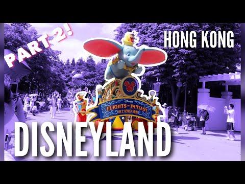 THIS MADE ME CRY! | Hong Kong DISNEYLAND | HK VLOG Part 3