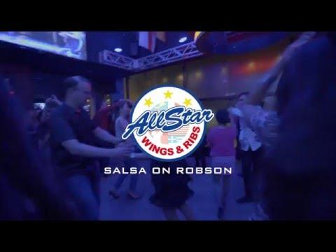Salsa on Robson Thursdays @Allstar